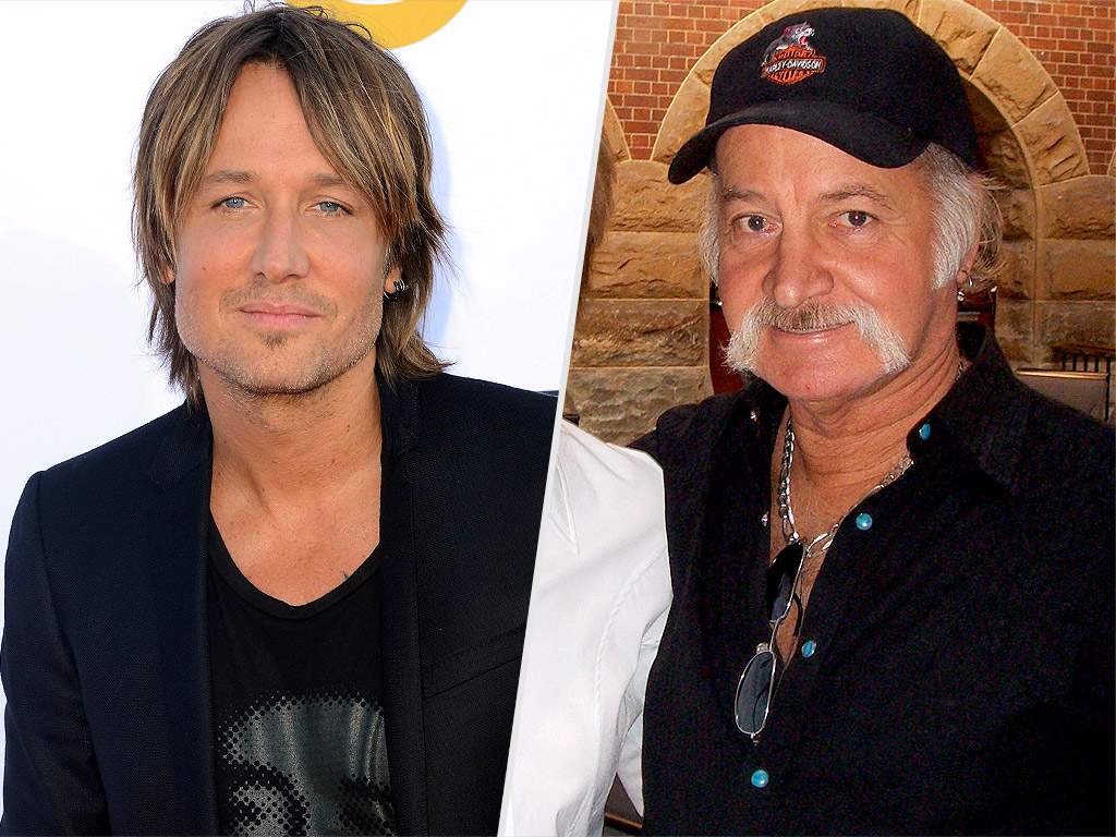 Keith Urban's Dad Robert Urban Has Died