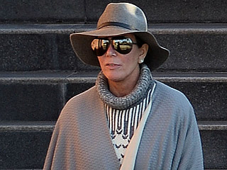Kris Jenner Steps Out for Chic Lunch Date with Boyfriend Corey Gamble