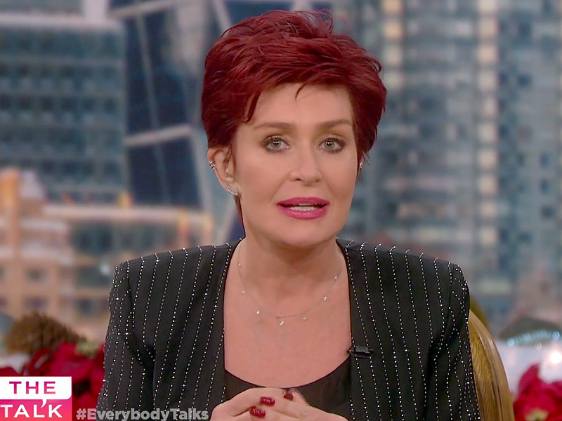 sharon osbourne is weighed down by ozzy osbourne split drama