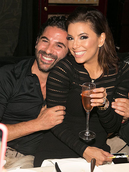 Eva Longoria Talks Engagement to Jose Antonio Baston on Today Show