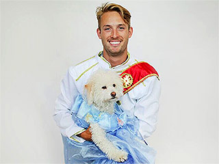 Pups Dressed up in Disney Costumes Are the Only Halloween Inspiration You Need