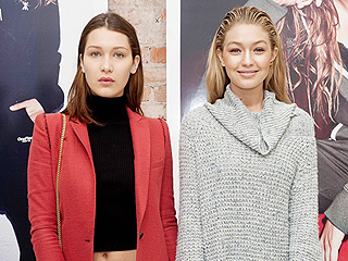 Meet Fashion's Newest 'It' Girls, Bella and Gigi Hadid