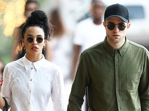 Source: Robert Pattinson and FKA twigs Have Drifted Apart