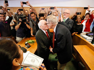 Love Wins! Meet 4 Couples Who Said 'I Do' After Same-Sex Marriage Ruling