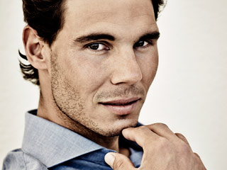 Tennis Star Rafael Nadal Strips Down for New Tommy Hilfiger Campaign