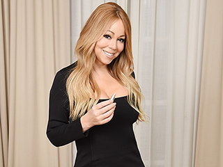 Talking Bubble Baths & Bad Hair Days with Mariah Carey