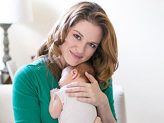Grey's Anatomy's Sarah Drew Talks About Her Daughter's Time in the NICU