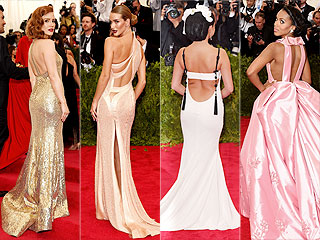 Better from the Back? These Star Gowns Deserve Extra Attention from All Angles