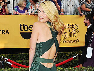 360º of SAG Red Carpet Glamour