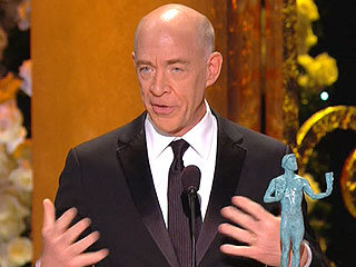 J.K. Simmons Wins the SAG Award for Male Actor in a Supporting Role