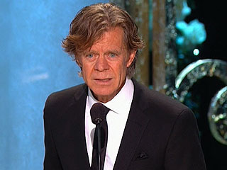 William H. Macy Wins Outstanding Performance by a Male Actor in a Comedy Series
