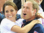11 Reasons Will and Kate Make the Best Sports Fans