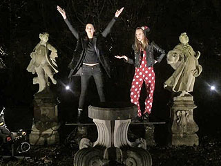 VIDEO: Kendall Jenner and Cara Delevingne Take Their Bestie Status to an Epic Level