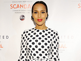 Kerry Washington and Jimmy Fallon Sing About Scandal – While Doing a Lip Flip