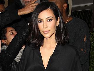 Whoa! Kim Kardashian Bares Her Butt in Sexy Selfie to Celebrate 27 Million Instagram Followers (PHOTO)