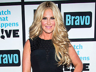 This Week in Celebrity Waist Training: Kim Zolciak Posts Pic of Her Ridiculously Little Middle