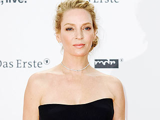 Uma Thurman: 'I Was Told I Had an Ugly Smile'