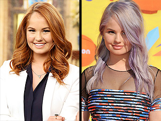From Debby Ryan to Lily Allen, These Are the Weekend Star Hair Changes You Need to Know About