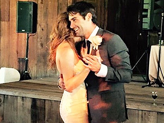 Stunning Celeb Wedding Gowns (Including James Wolk and Billy Joel's New Brides)