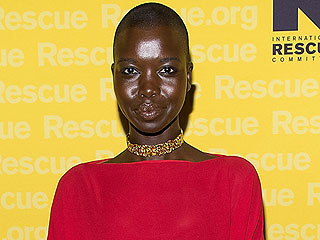 Model Nykhor Paul Calls Out Fashion Industry Racism by Slamming Makeup Artists
