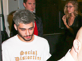 Gigi Hadid and Zayn Malik Step Out Together (Again) in Los Angeles