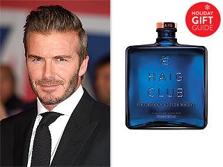 David Beckham's Gift Picks