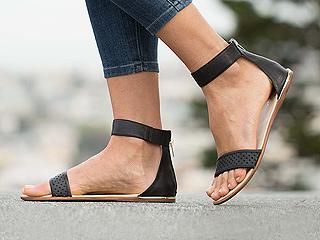Shop Eva Longoria's Fave Sandals with an Exclusive Discount