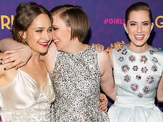 Who in the Cast of Girls' Is Most Likely to Steal Food – or Break Wind?