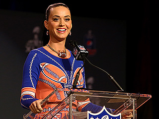What Super Bowl Quarterback Is Katy Perry Rooting for?