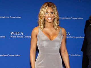 Laverne Cox: Bruce Jenner Is a 'Beautiful Human Being'