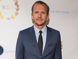 The Originals Star Sebastian Roché's Marriage Advice for Ian Somerhalder