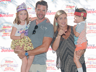 Scandal Star Scott Foley Says He Will Do Anything for His Kids