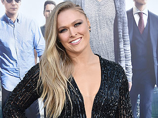 Ronda Rousey Accepts Invitation to Marine Corps Ball: 'I Would Go for Sure'