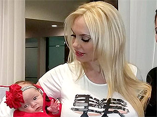 Proud Mom Coco Austin Shares New Snaps of Baby Chanel: 'I Can't Get Enough of This Girl!'