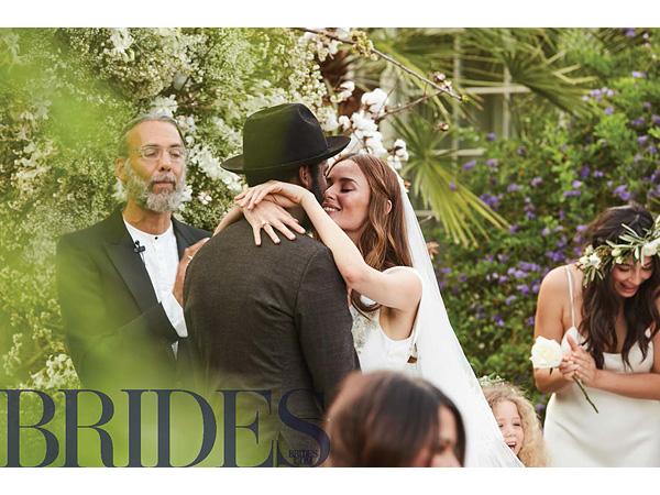 Gary Clark Jr. Marries Nicole Trunfio