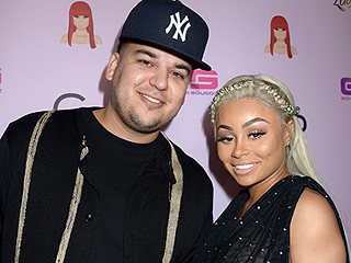 All The Ways Blac Chyna Has Helped Rob Kardashian Break Out of His Comfort Zone