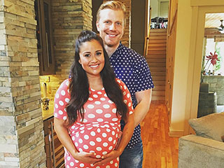 Sean and Catherine Giudici Lowe Celebrate Baby Shower
