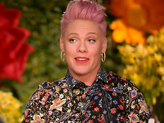 Pink Says Her Daughter Hates Her Singing: 'I'm Like,