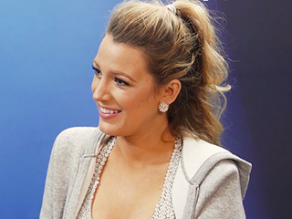 Pregnant Blake Lively Dishes on Staying Fashionable: 'It's Fun to Dress Under the Circumstances'