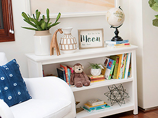 All the Details on Laguna Beach Alum Alex Murrel Johnson's Beach-Themed Nursery for Son Levi