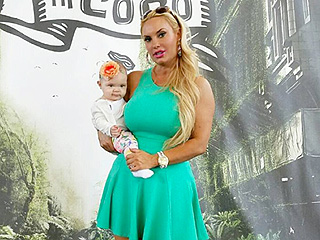 Coco Austin's 8-Month-Old Daughter Chanel Makes Adorable Red Carpet Debut – and Gets 'Pictured Out'