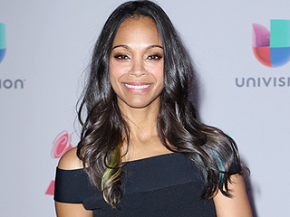 Zoë Saldana Says Grandparents and Nannies Are a Huge Help in Raising Twin Sons: We 'Have a Great Village'