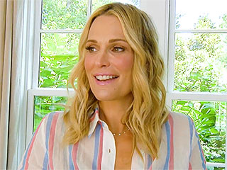Molly Sims Says Third Pregnancy Has Been 'Really, Really Stressful': We Were 'Super Nervous' Because of My Age