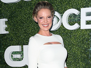 Katherine Heigl Is Trying Hard to Resist Pregnancy Cravings: Craft Services 'Always Has a Plethora of Donuts'