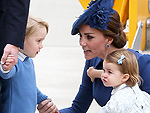 George and Charlotte's Cutest Moments in Canada – So Far