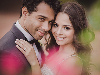 All the Delicious Details from Corbin Bleu's Family-Style Wedding Menu