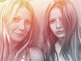Photographic Proof That Gwyneth Paltrow and Daughter Apple Are Actual Doppelgängers