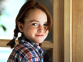 13 Throwback Pics of Lindsay Lohan to Celebrate the Star's 30th Birthday