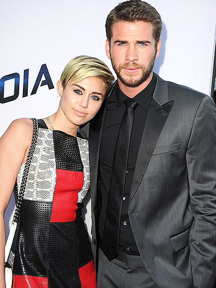 Miley Cyrus Shares Throwback with Liam Hemsworth in Memory of Muhammad Ali