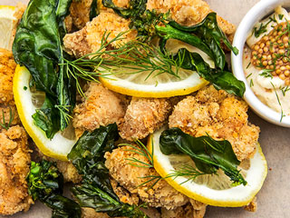 Richard Blais' Fried Chicken 'Oysters' Are Even Better for Game Day Than Wings (No Bones About It)